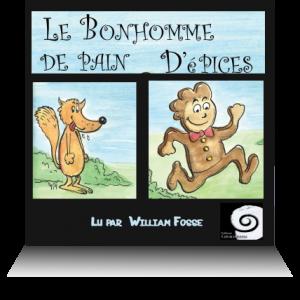 ebook Le bonhomme de pain d'épices