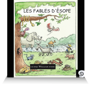 ebook enfant Les Fables d'Esope
