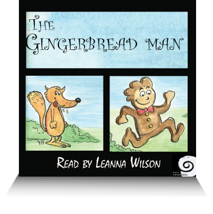 audio book The Gingerbread Man