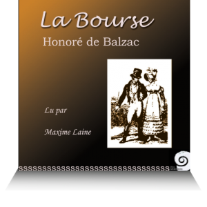 livre audio La Bourse