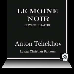 livre audio Le Moine noir
