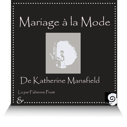 livre audio Mariage à la mode