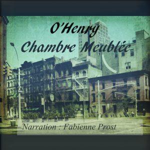 livre audio nouvelle Chambre Meublée